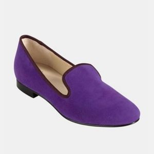 Cole Haan Suede Sabrina Loafers